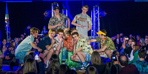 Whistler Secondary Fashion Show 2020