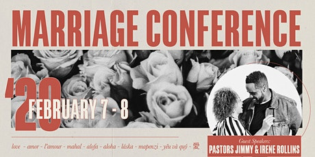 Fellowship Church - Marriage Conference 2020 tickets