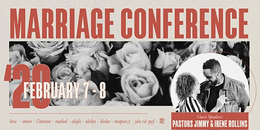 Fellowship Church - Marriage Conference 2020