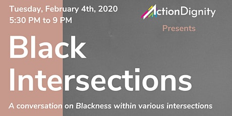 Black Intersections tickets