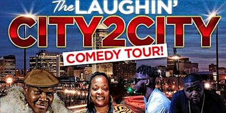 The Laughin City-to-City Tour OMAHA, NE tickets