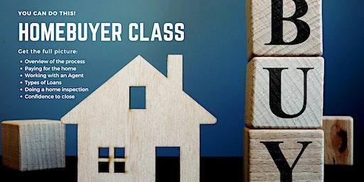 Free Homebuyer Education Seminar - January 18, 2020