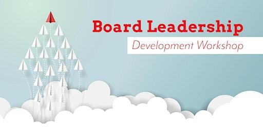 Bailey: Board Leadership Training