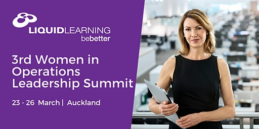 3rd Women in Operations Leadership Summit