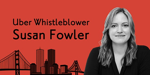 Uber Whistleblower Susan Fowler