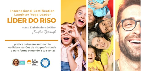 Curso de Certificação de Líder do Riso / Facilitador de Yoga do Riso - Ovar tickets