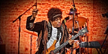 Stanley Jordan Plays Jimi - Afterparty with The Dire Wolf Experience tickets
