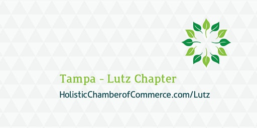 February Holistic Chamber Of Commerce / Lutz / Wesley Chapel / Tampa Bay