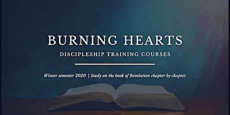 Burning Hearts Discipleship  tickets