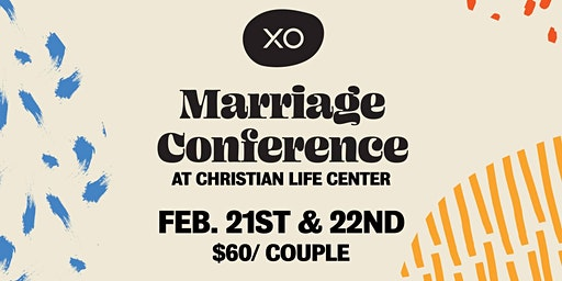 XO Marriage Conference Simulcast at CLC