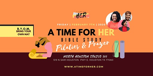 Pilates & Prayer : A Time for Her