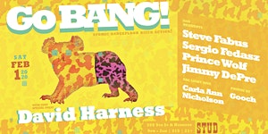 Go BANG! With David Harness & Your Residents! Disco...