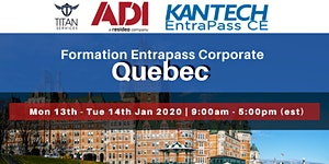 Formation Entrapass Corporate à Québec - ADI