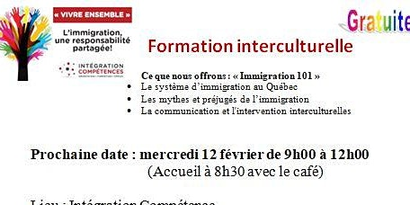 Formation Immigration 101