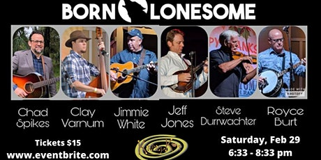 Born Lonesome tickets