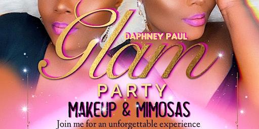 Daphney Paul Glam Party Makeup & Mimosas