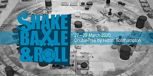 Shake, Battle & Roll: Southampton