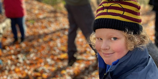 Home Ed Forest School Session Manchester Friday 31st January 2020 10am - 1pm