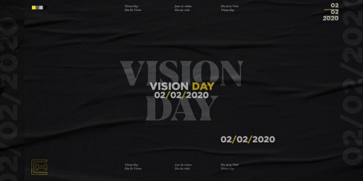 VISION DAY 2020 - Citizen Heights Church (Tenleytown)