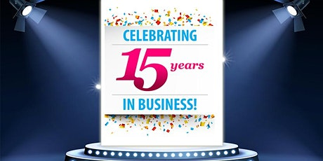 Resolve Collaboration 15th Anniversary Open House tickets