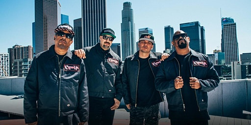 Cypress Hill - April 2020
