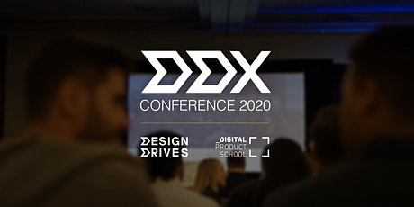DDX 2020: The Conference on the Impact of Design tickets