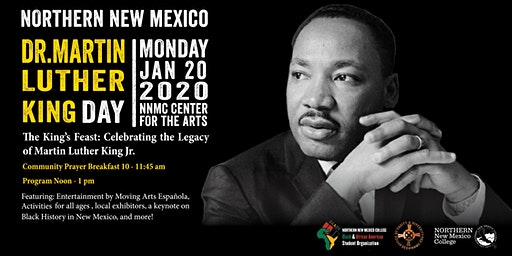Northern New Mexico Martin Luther King Day