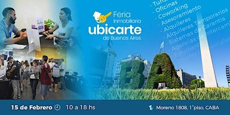 3ra Feria Inmobiliaria: UBICARTE entradas
