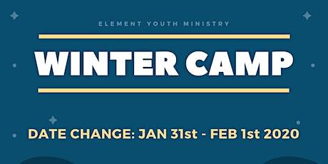 Element Winter Camp tickets