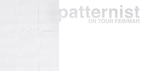 Patternist tickets