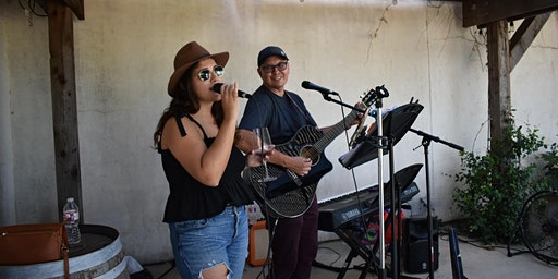 "Live Music at Augusta Vin - ""Extra Time"" Duet"