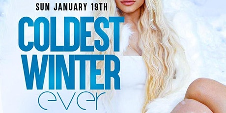 THE COLDEST WINTER MLK SUNDAY WEEKEND @ AMADEUS #PWW tickets