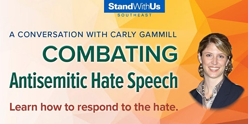 A Conversation on Combating Antisemitism