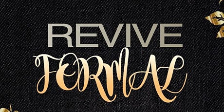Revive Formal 2020 tickets