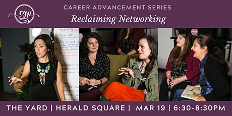 Reclaiming Networking: Finding Authentic Ways to Network Online & In-Person tickets