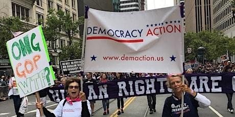 Democracy Action SF - 2020 Kickoff! tickets