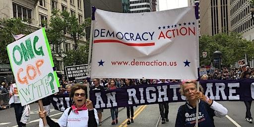 Democracy Action SF - 2020 Kickoff!