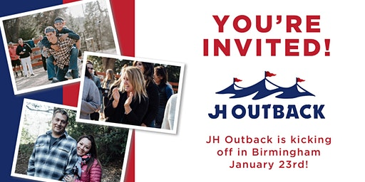 JH Outback Birmingham Kickoff
