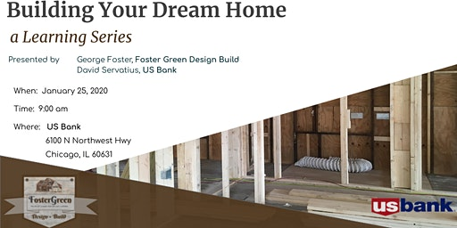 Building Your Dream Home - A Learning Series