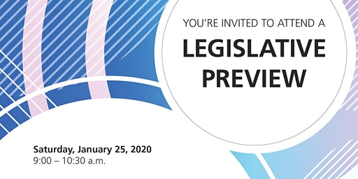 Murray Chamber invites you to our Legislative Preview