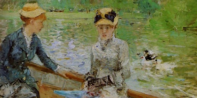 Inspired by the Masters: Women of Impressionism with Takeyce Walter