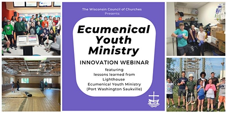 Ecumenical Youth Ministry Webinar Recording tickets