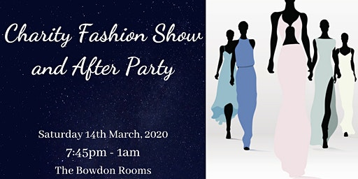 Charity Fashion Show & After Party