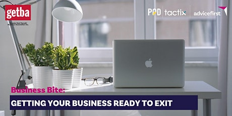 Business Bite: Getting your business ready to exit tickets