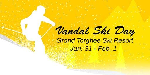 Vandal Ski Day, Grand Targhee