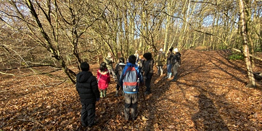 Home Ed Forest School Session Manchester Friday 27th March 2020 10am - 1pm