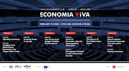 Economia Viva 2020 bilhetes