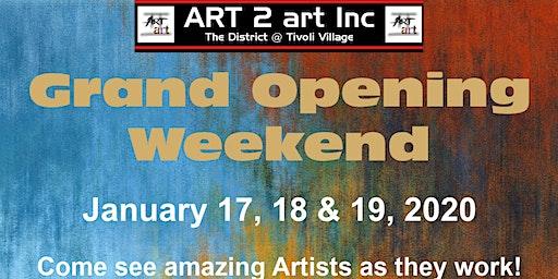 Grand Opening ART2art District