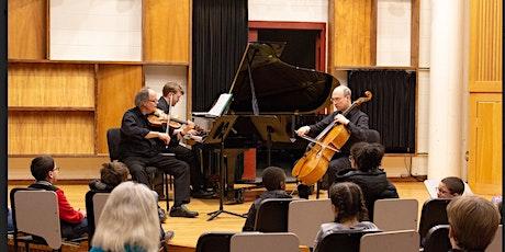 "Fridays in the Rose: Pawtucket Falls Trio presents ""Bridges"" tickets"
