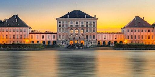 Rotating Dinner Revival in Nymphenburger Schlossrestaurant am 12. Februar